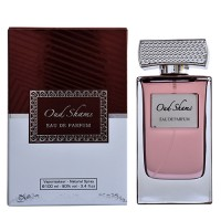 Oud Shams, By French deluxe - Perfume For Unisex- Oriental - Edp,100ML
